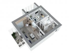 №38. Квартира (1А)